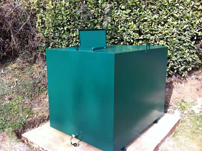 Oil Tank Installation and Replacement in Herts. Hemel Hempstead, Stevenage, Watford , St Albans
