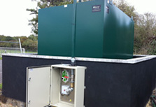 Bunded Oil Tank Installation & Replacement